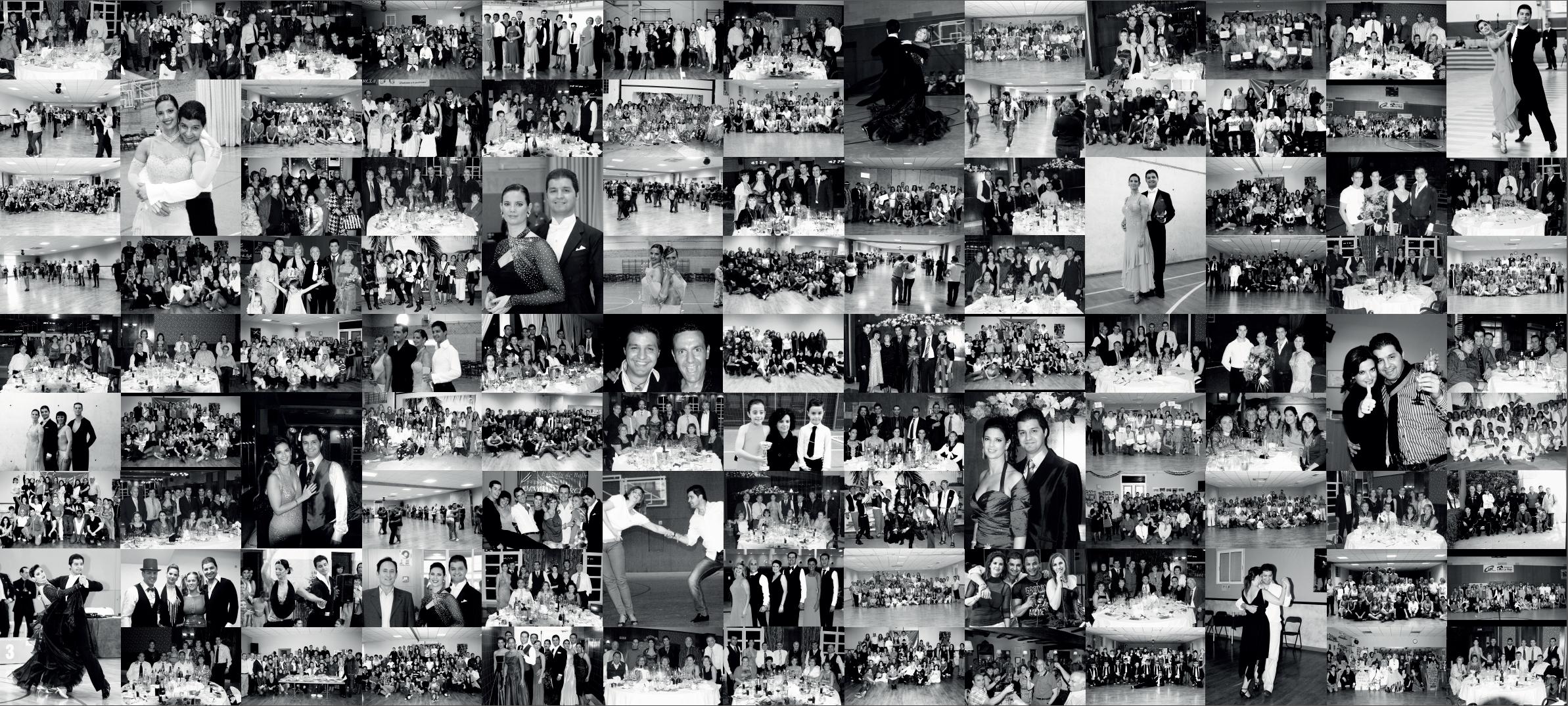 Collage alumnos escuela